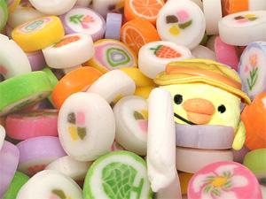 お菓子大好き♪