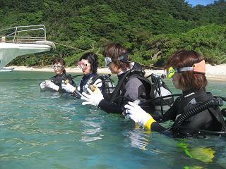 奄美大島ダイビング 001