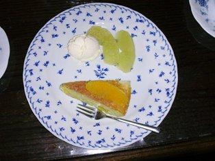 ♪手作りオレンジケーキ♪