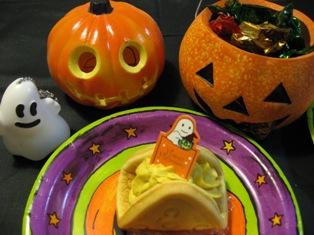 かぼちゃのクリーム♪