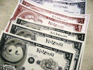 ♪お金の単位♪キッゾ♪