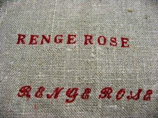 RENGE ROSE♪