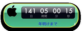 年明けカウンター_1