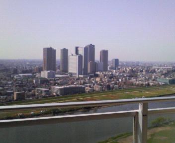 多摩川ビュー