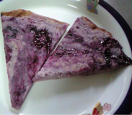 マーブルなホットケーキ