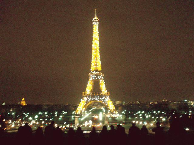 Shainy Tour Eiffel