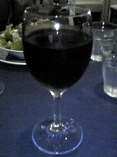 Lunch wine