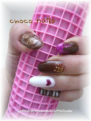 choco nails