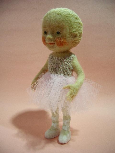 バレエ少女2