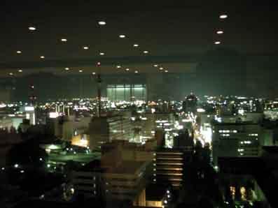 宇都宮夜景県庁