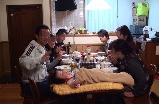 楽しいお夕食~