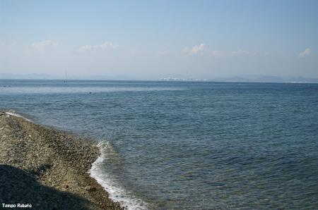 海岸01。