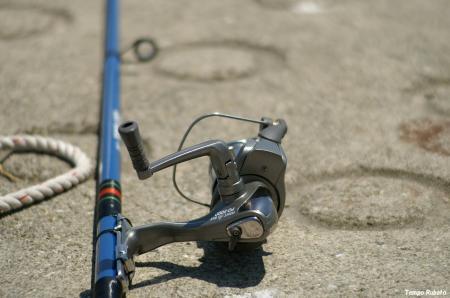 釣り竿02。