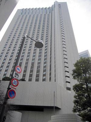 20110207東京-高層ビル