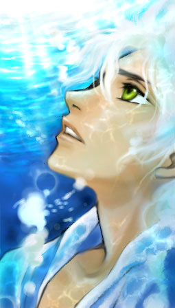 水の中ってのもえろいよね……って、まずエロを中心に考えてしまうのがだめなこね~。