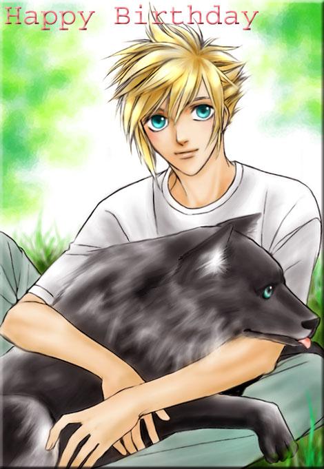 クラウド自身は猫っぽいけど、犬好きそうな感じがするよね。
