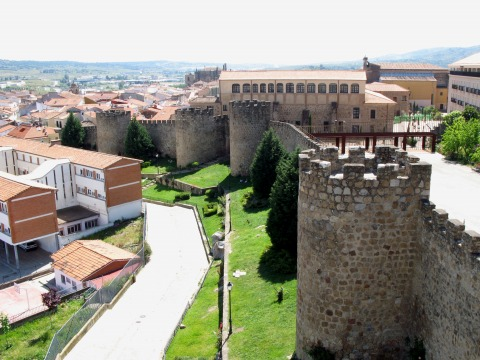 城壁(プラセンシア)