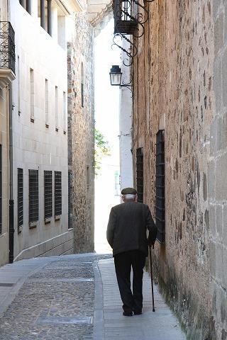 旧市街(カセレス)