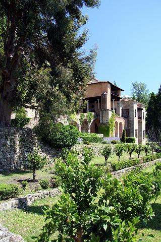 ユステ修道院(エストレマドゥラ地方)