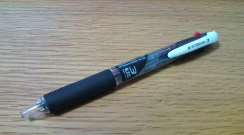 ジェットストリームボールペン