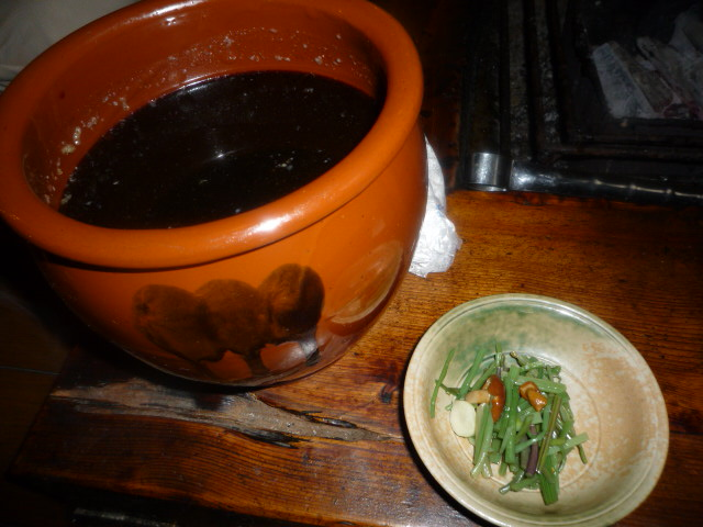 山麓園(たれ&山菜)