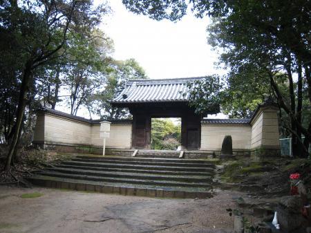 長久寺階段