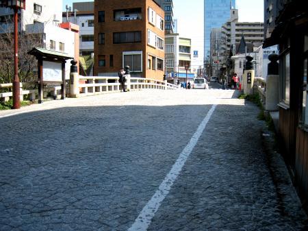 円頓寺商店街東の坂