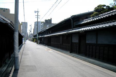 円頓寺そばの通り1