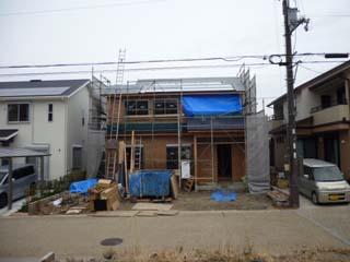 ●スゴイ上等です!阪南スカイタウンで上棟しましたぁ~~!!