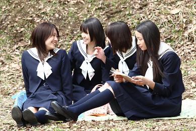櫻の園_生徒達2