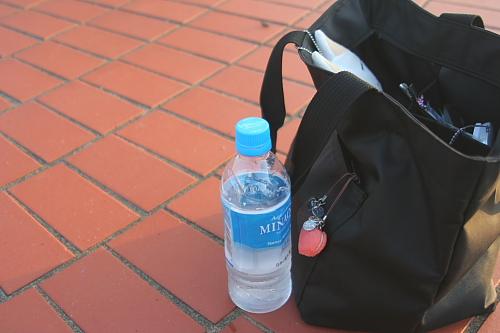 マイバッグ&お水