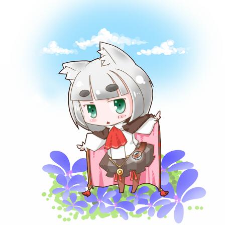 セブンスドラゴン・メイジ♀_花ver2