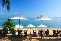 サムイ島 タイ 南国