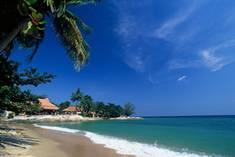 サムイ島 タイ ラマイビーチ