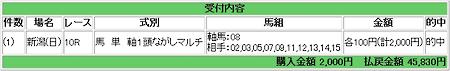 2008.08.10新潟10R馬単万馬券.JPG