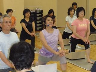 yogaランジ