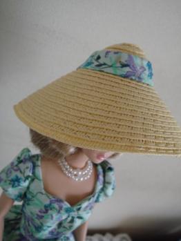 barbie FMC market day hat