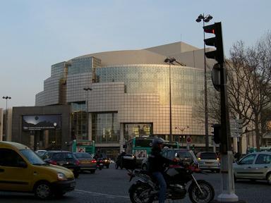 バスティーユ劇場