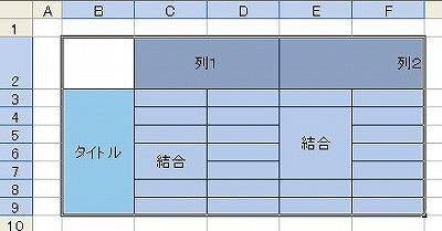 Excelの表からHTMLテーブルタグ生成1