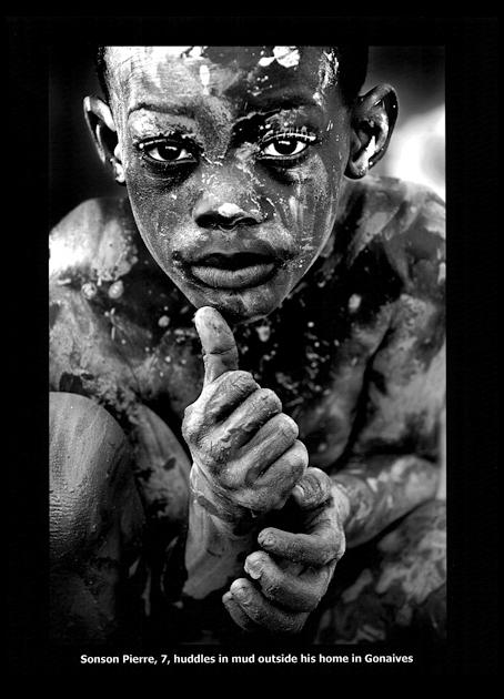 2009年 『ハリケーン被害』 (ハイチ)