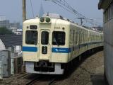 小田急5000系。