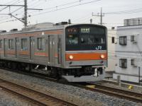 武蔵野線205系ケヨ20編成