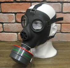 1ガスマスク