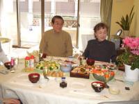 新年のお食事