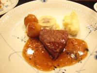フィレ肉のソテー