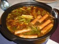 うっちゃんが作った カレー鍋