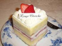 ブランシュのケーキ
