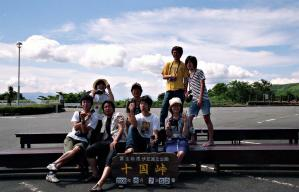 06夏合宿-一部集合写真