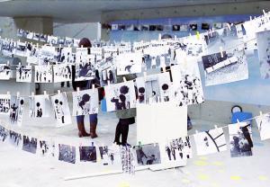 武蔵工大の屋外展示2