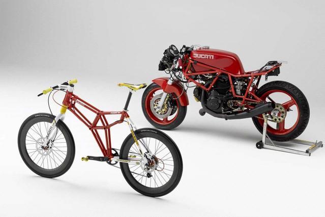 Ducati style